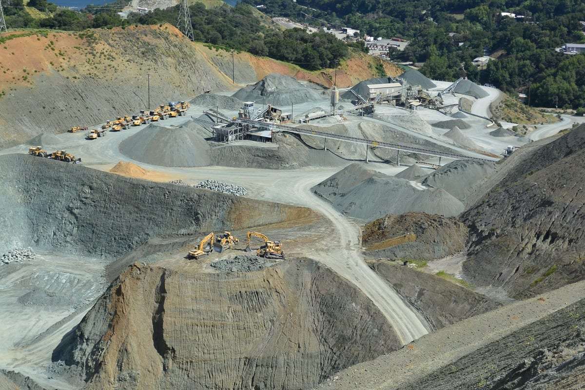 Stevens Creek Quarry, Inc